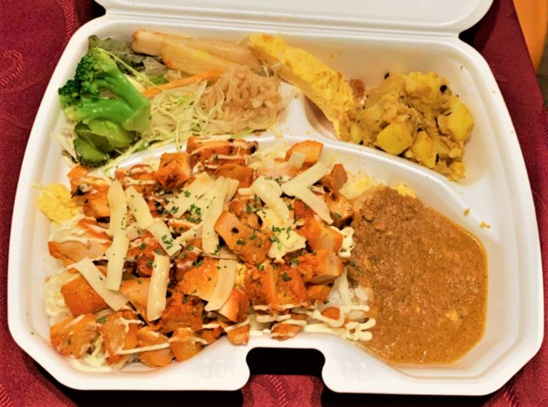 タコライス弁当 Taco Rice